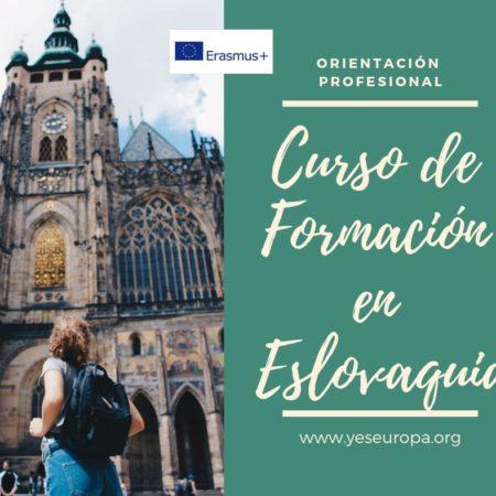 Curso de formación en orientación profesional (Eslovaquia)