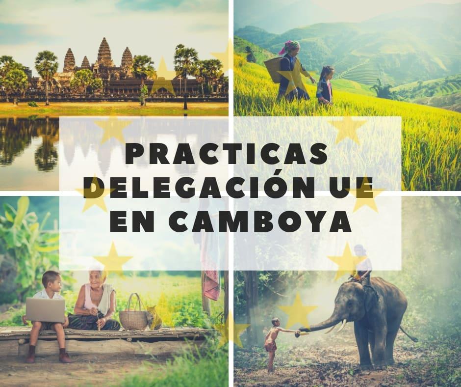 Delegación UE Camboya