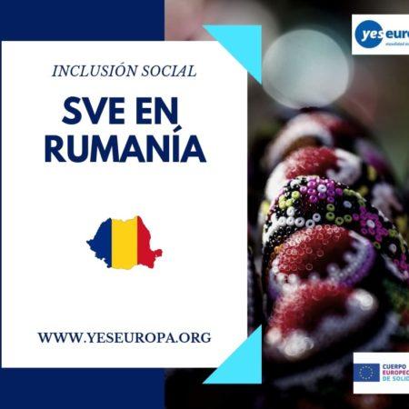 Hacer SVE Rumanía en inclusión social