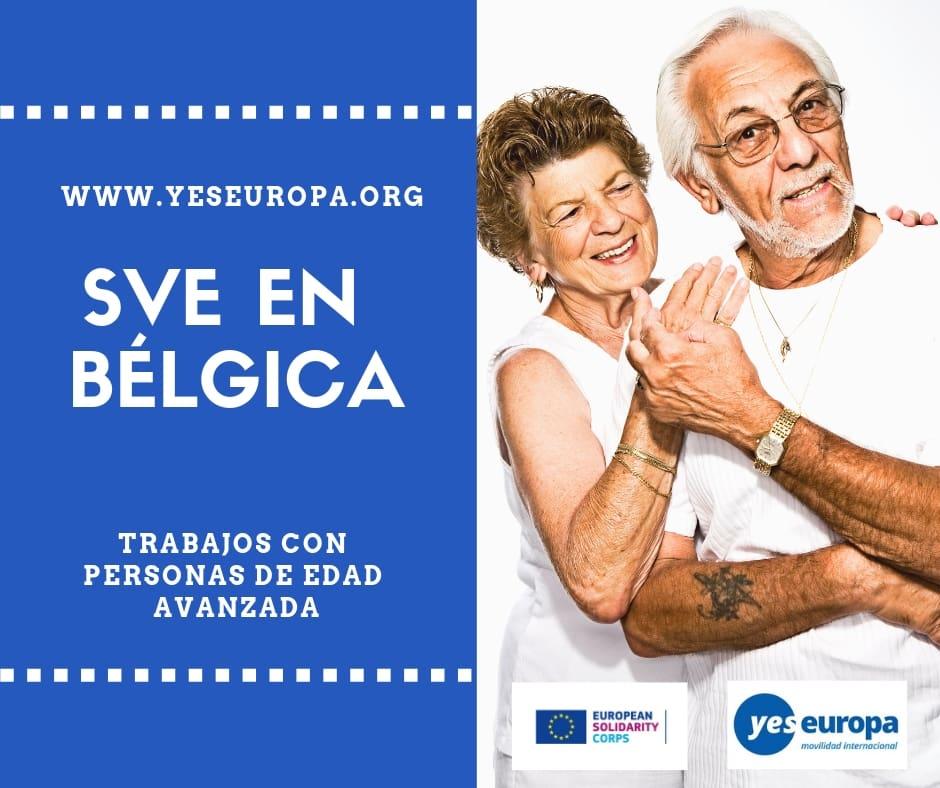Hacer voluntariado Bélgica