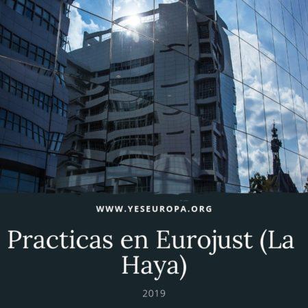 Practicas en Eurojust (La Haya)