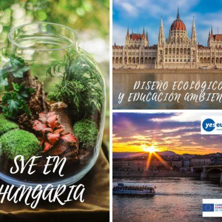 SVE en Hungría en diseño ecológico y educación ambiental