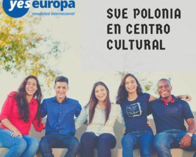 Oportunidad SVE Polonia en centro cultural