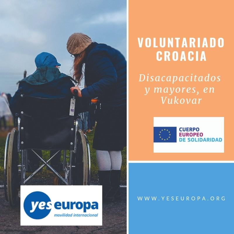 VOLUNTARIADO CROACIA discapacidad