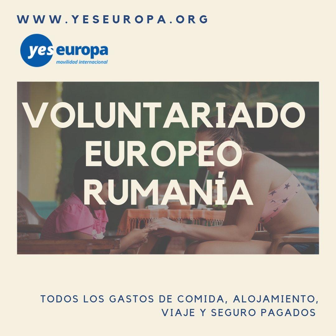 Voluntariado europeo Rumanía