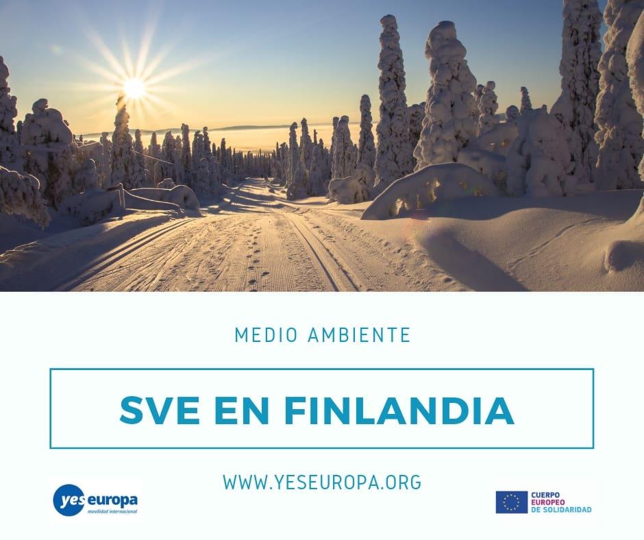 Voluntariado verano Finlandia