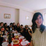 cristina voluntaria italia