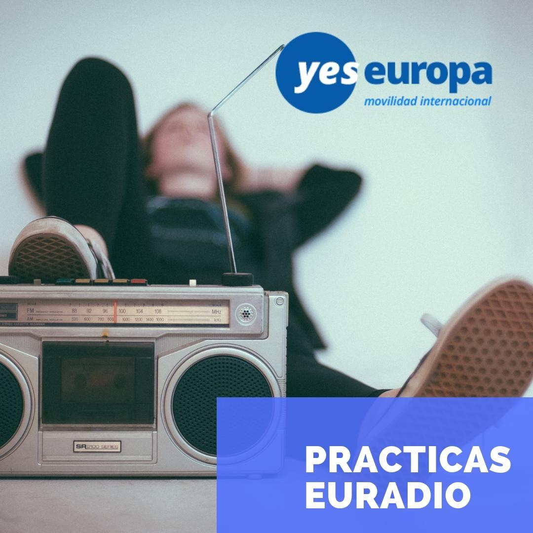 practicas en Euradio