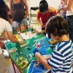 voluntariado verano italia con niños autistas