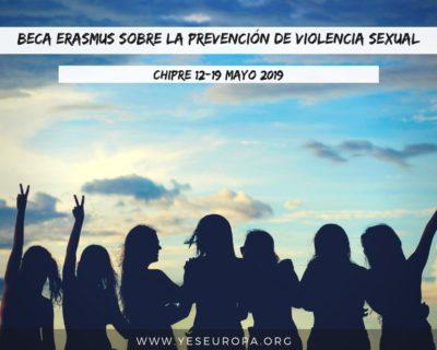 Becas Chipre erasmus sobre prevención violencia de genero