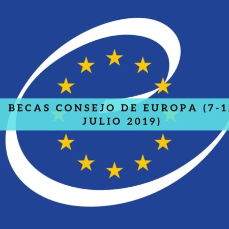 Becas Consejo de Europa