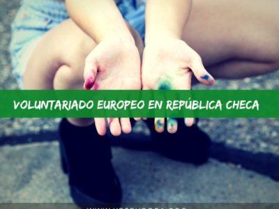 Cuerpo europeo solidaridad República Checa