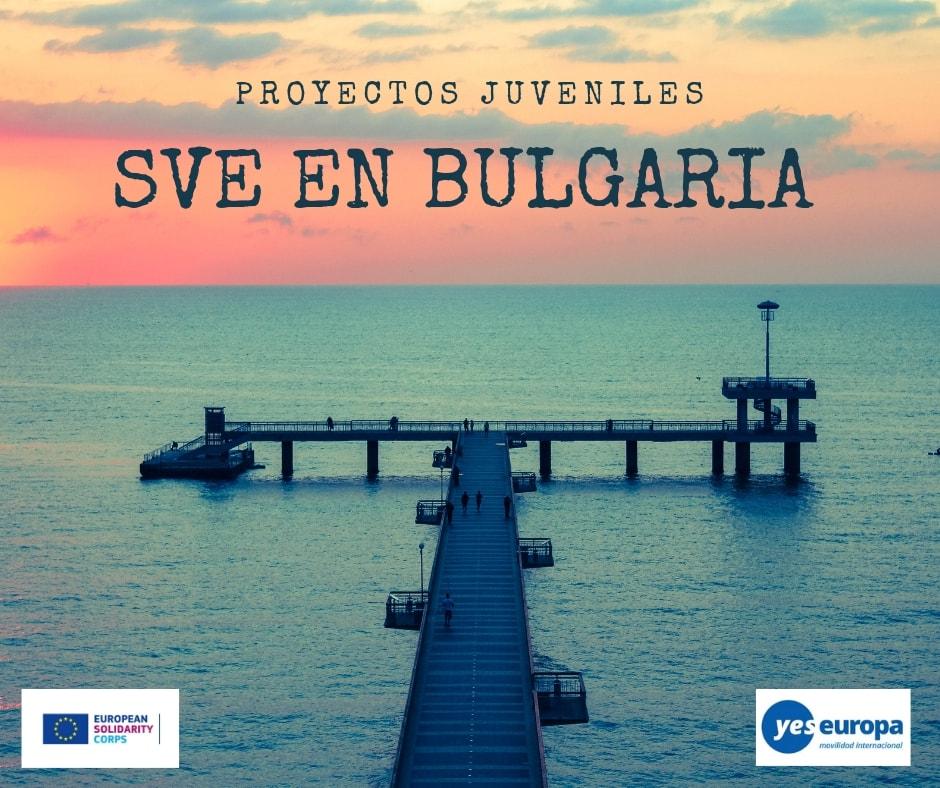 Hacer Voluntariado Bulgaria