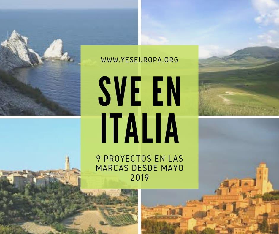 Hacer Voluntariado UE en Italia