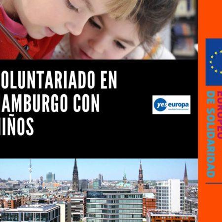 Hacer Voluntariado Ue en Alemania (guardería bilingüe)