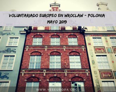 Voluntariado Polonia con gastos pagados