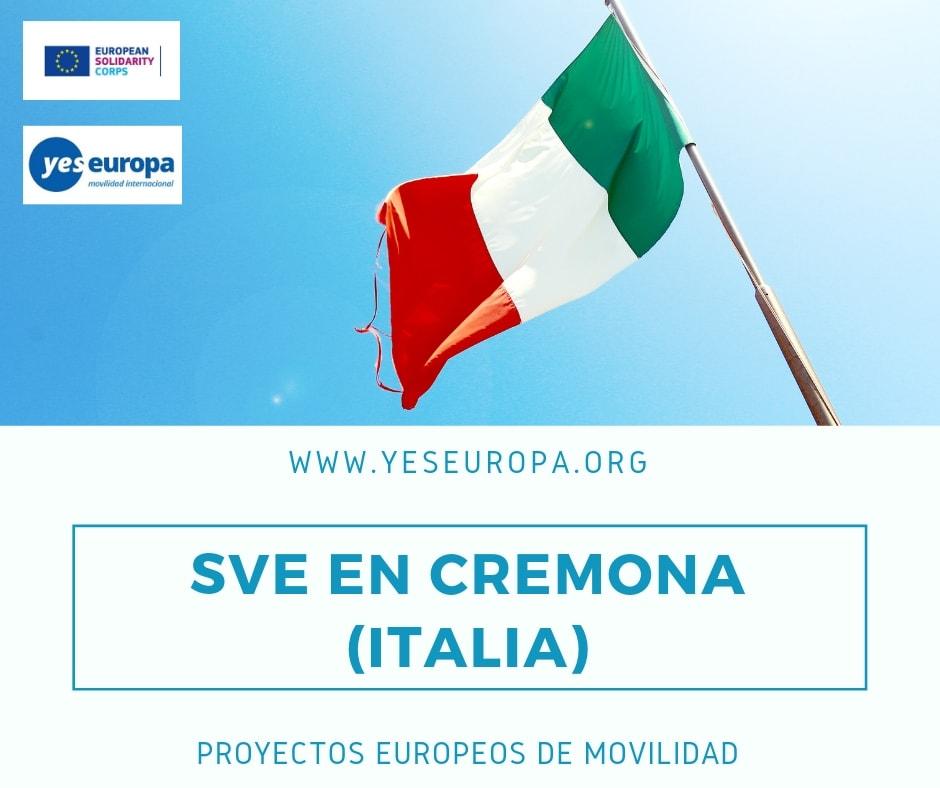 SVE en Cremona (Italia)