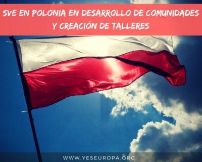 SVE Polonia sobre desarrollo de comunidades locales