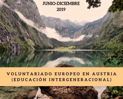 Ser Voluntario CES en Austria (educacion intergeneracional)