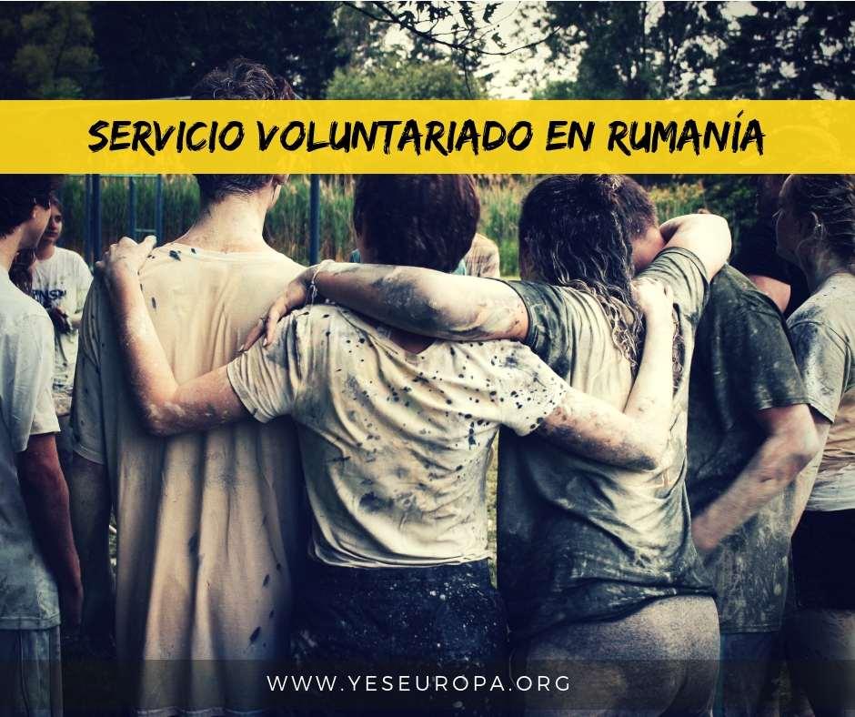 Servicio voluntariado europeo en Rumanía