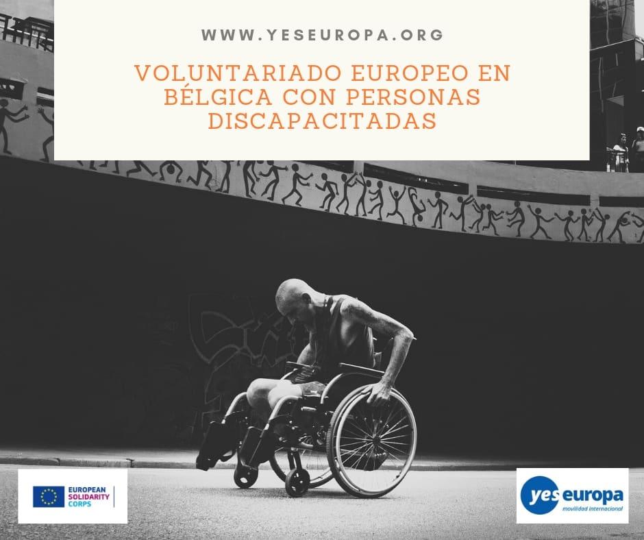 Voluntariado Europeo Bélgica