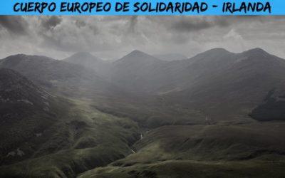 Voluntariado Irlanda con personas desfavorecidas