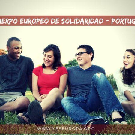 Voluntariado europeo Portugal en un centro juvenil