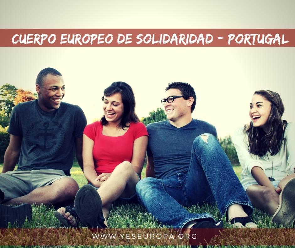 Voluntariado europeo Portugal