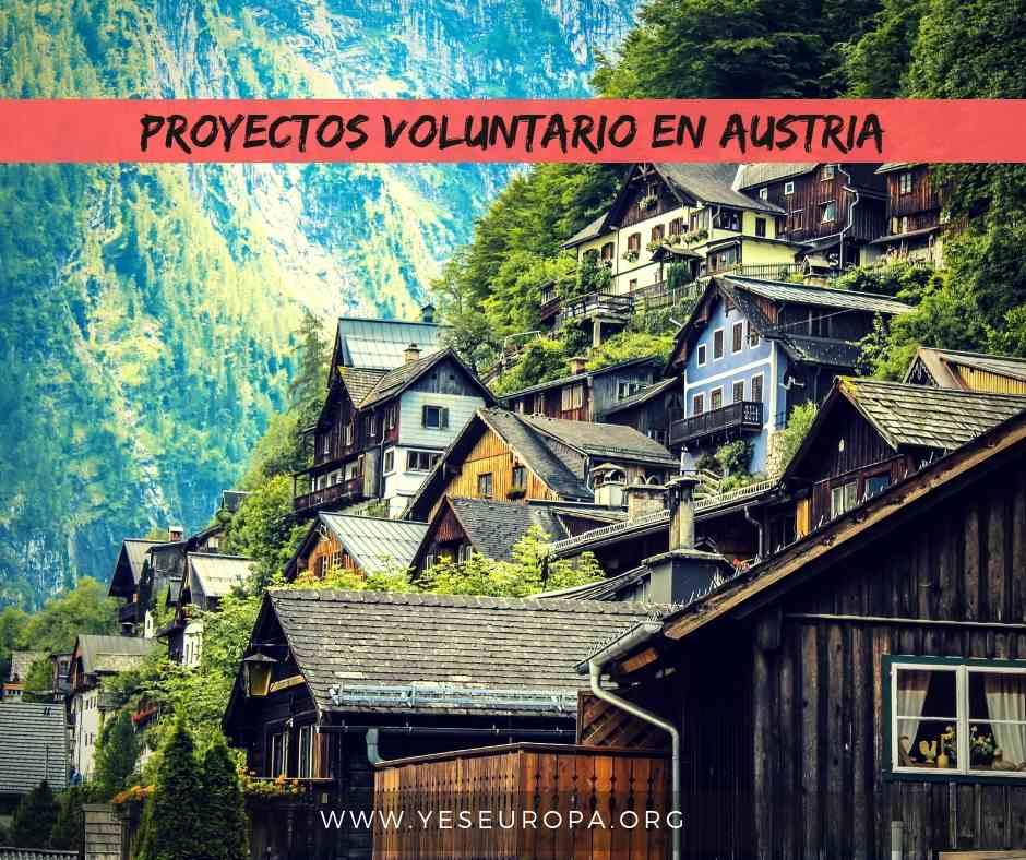 Voluntariado europeo en Austria