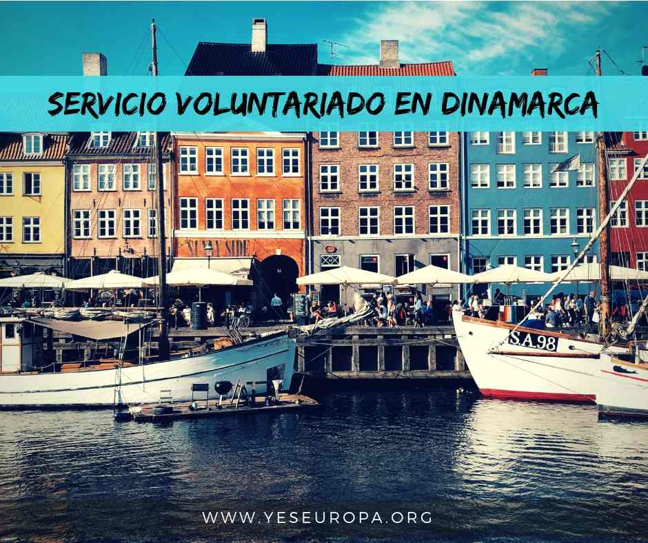 Voluntariado europeo en Dinamarca