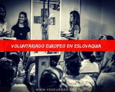 Voluntariado europeo en Eslovaquia