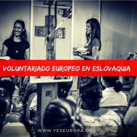 Voluntariado europeo en Eslovaquia