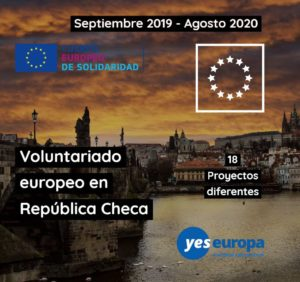 Voluntariado europeo en República Checa