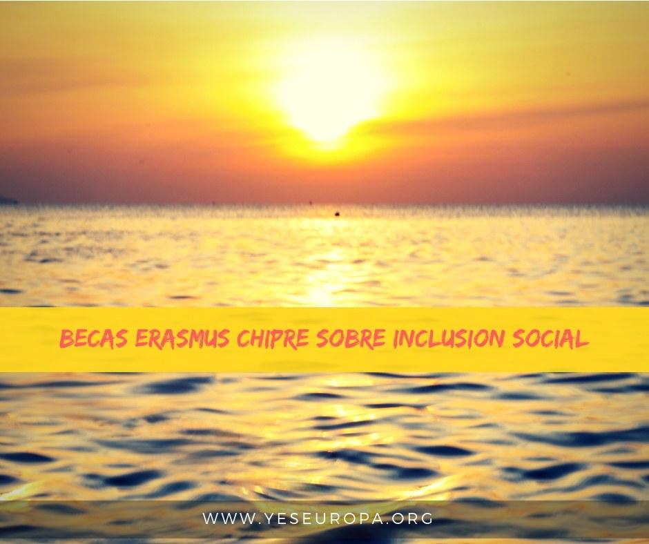 erasmus Chipre inclusión social