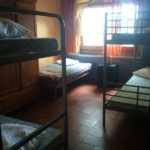 summer workcamps spain girona bunk beds