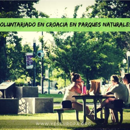 Voluntariado Croacia en parques naturales