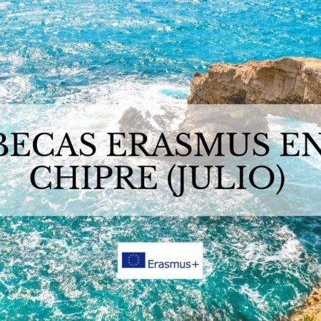 Curso Erasmus Plus en Chipre sobre experiencias de SVE (Julio)