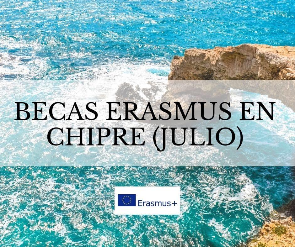 Curso Erasmus Plus en Chipre