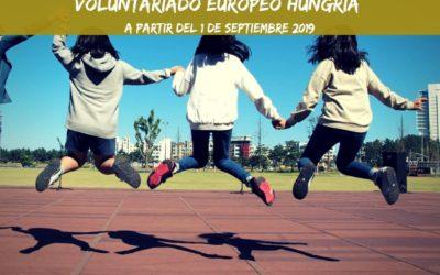 Proyecto SVEen Hungría con niños – 10 meses