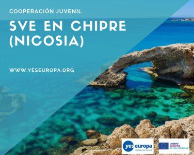 Ser Voluntario CES en Chipre (cooperación juvenil)