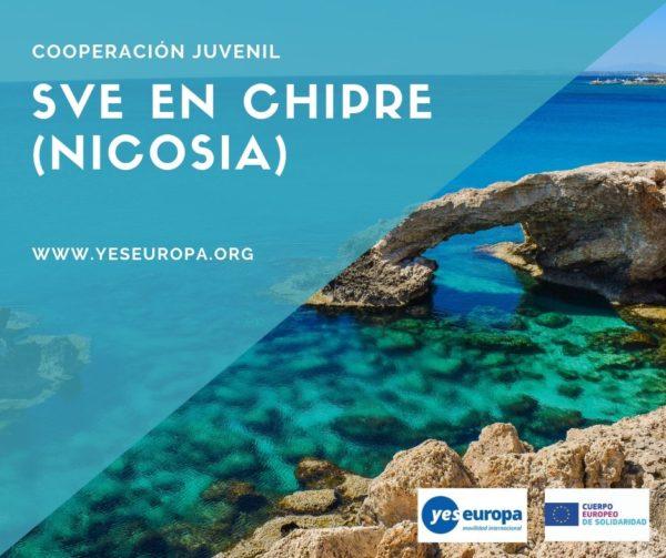 Ser Voluntario CES en Chipre