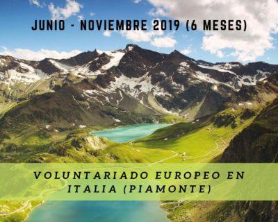 Ser Voluntario UE en Italia en aprendizaje experiencial