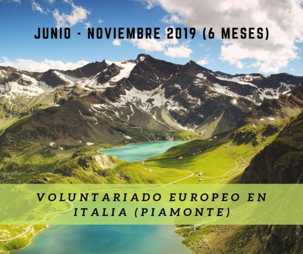Ser Voluntario UE en Italia