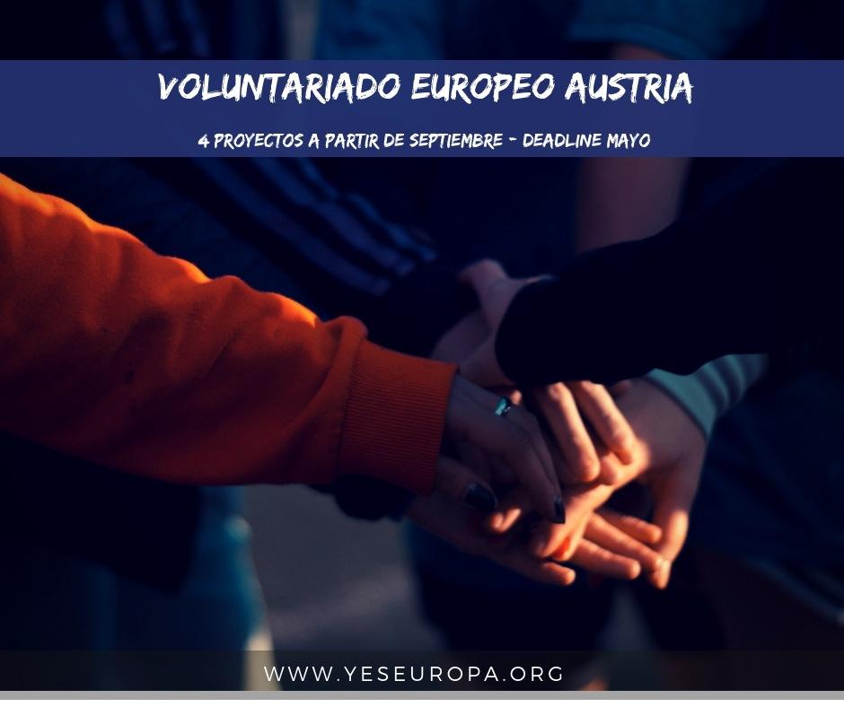 Voluntariado europeo austria