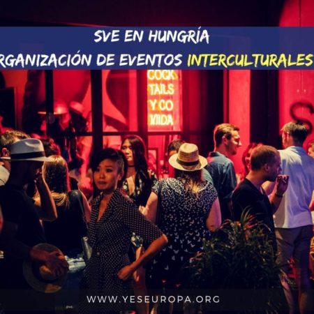 Voluntariado sobre organización de eventos en Hungría