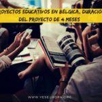 Hacer proyectos educativos en Bélgica – 4 Meses