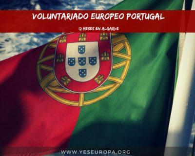 Servicio voluntariado en Algarve 12 meses- Portugal
