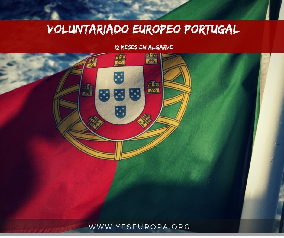 servicio voluntariado en Algarve