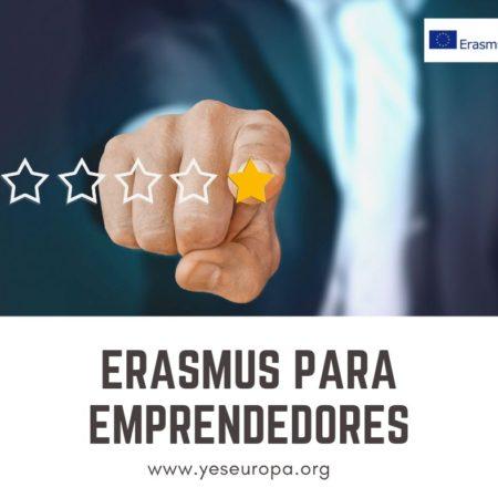 Erasmus para emprendedores