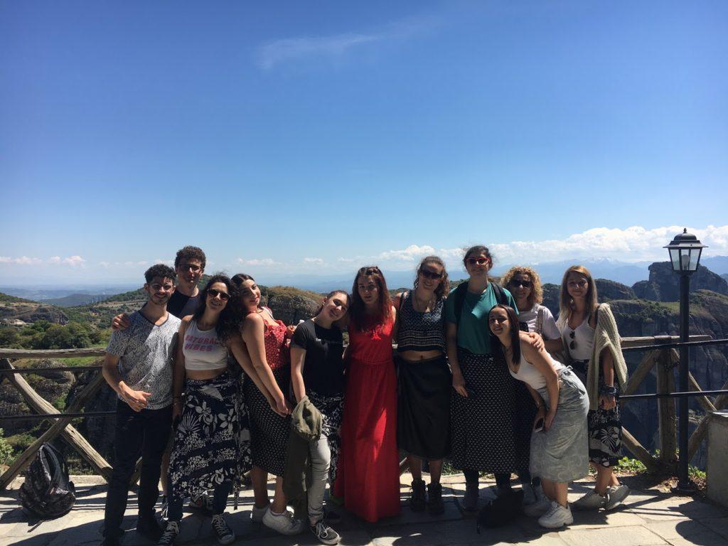 Experiencia en Grecia